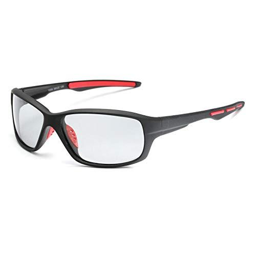 Gafas de Ciclismo Sunglasses Lentes Que Cambian De Color Dep