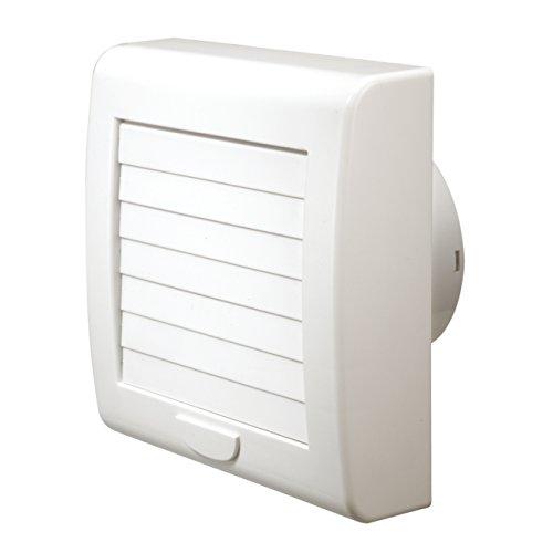 La Ventilazione AA12G Aspiratore Elicoidale con Serranda Automatica per Foro diametro 120 mm   5
