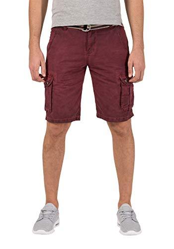 Timezone Loose Maguiretz Cargo Shorts Incl. Belt Pantalones Cortos para Hombre