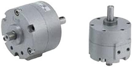 SMC CRB1LK100-180S-XN - SMC CRB1LK100-180S-XN Rotary Single Vane Pneumatic Rotary Actuator, Double Shaft, 100mm Body, Type: Rotary Single Vane