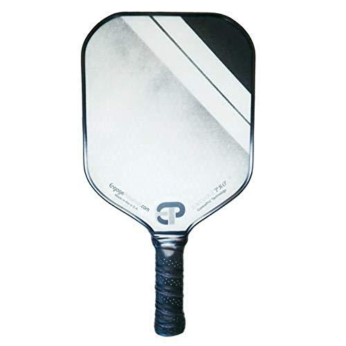 Engage Encore Pro Pickleball Paddle | USAPA Approved | Textured FiberTEK Fiberglass Face & ControlPRO Polymer Core
