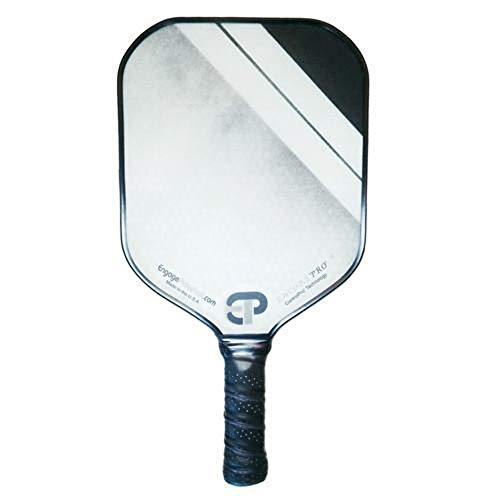 ENGAGEPICKLEBALL Encore Pro 15.5' x 8.125' Paddle – Black (ENP101)