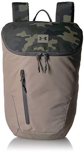 Under Armour Unisex's Backpack AU Sportstyle, Silt Brown, Uni