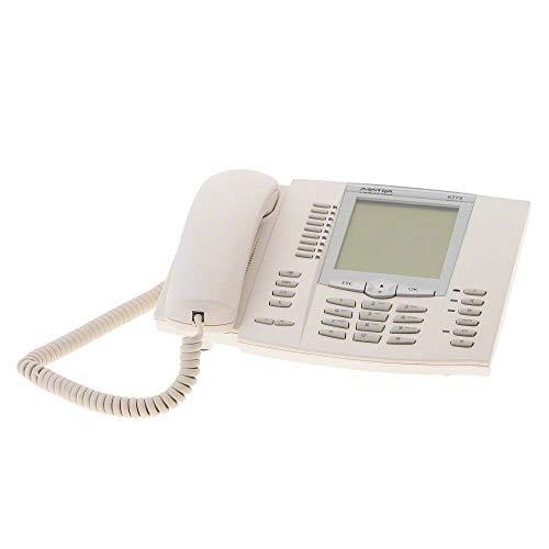 DeTeWe Aastra 6775 Systemtelefon OpenPhone 75 eisgrau