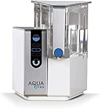 AquaTru - Countertop Water Filtration Purification System with Exclusive 4-Stage Ultra Reverse Osmosis Technology (No Plumbing or Installation Required)   BPA Free