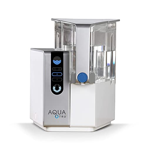 AquaTru - Countertop Water Filtration Purification System with...