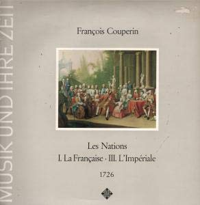 Couperin Les Nations I.la Francaise.iii.l'imperiale