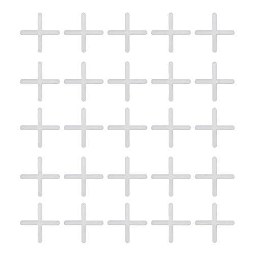 EMSea - Sistema de nivelación de baldosas de 2 mm para espaciar azulejos de suelo o pared