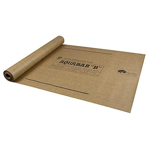 Fortifiber 70-195 Tile Underlayment Roll, 500 sq. ft., Brown