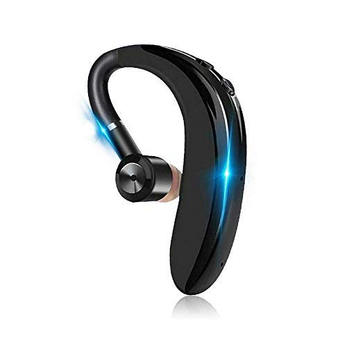 esportic S109 One Ear Bluetooth Earphone Wireless Headphones Headset for Mobile Phone Sports Stereo Jogger, Running, Gyming for All Devices