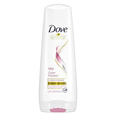Dove Hair Therapy Conditioner, Color Repair, 12 Fl Oz (Pack of 6)
