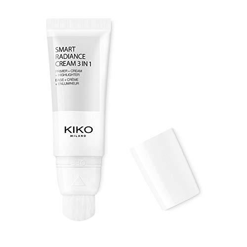 KIKO Milano Smart Radiance Cream – 01 Bright Silver, 35 ml