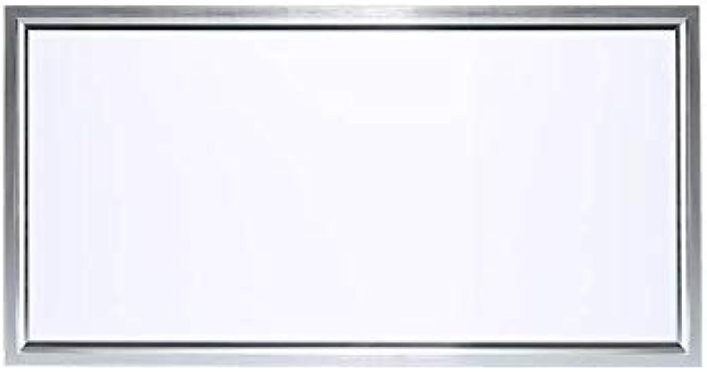 AXWT 300  300 Ultradünnes Panel Light Wasserdichtes Netzteil Sprühwei Engineering LED Panel Light Embedded Hebes Deckenleuchte Deckenleuchte (Gre   2PCS 300  600mm 24W)