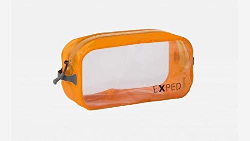 Exped Clear Cube Größe M orange