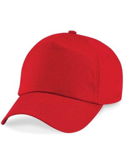 Beechfield - Hut - klassisches rotes Mädchen - Einheitsgröße