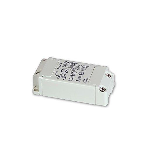 ANWAY 00012175 LED Treiber ECO-12VC12 12W/CV/12V