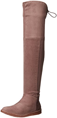 BCBGeneration Women's Brennan Slouch Boot, Taupe, 6.5 M US