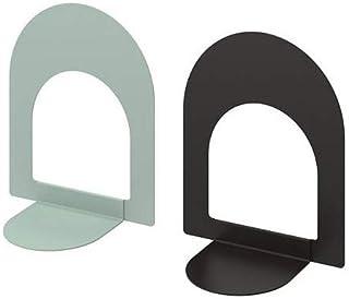 comprar comparacion BOTTNA IKEA - Sujetalibros (2 Unidades), Color Gris y Gris