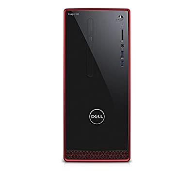Dell Inspiron i3650-3132RED Desktop (Intel Core i5, 8 GB RAM, 1 TB HDD) NVIDIA GeForce 730
