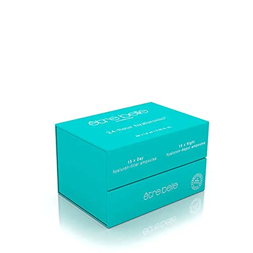 ETRE BELLE 24 Hour hyaluronic3 ampoules Box Soin Rond et Protection pour la peau