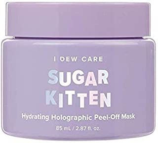 I DEW CARE Sugar Kitten Mask - Korean Face Masks To Use As Pore Minimizer, Hydrating Face Mask, Face Mask Set, All You Need For Your Skin Care, Cruelty-free, Paraben-free