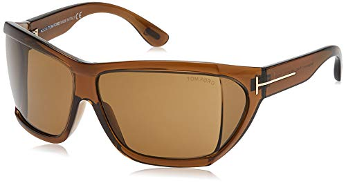 Tom Ford MARRONE SCURO LUC FRAME WITH MARRONE LENS