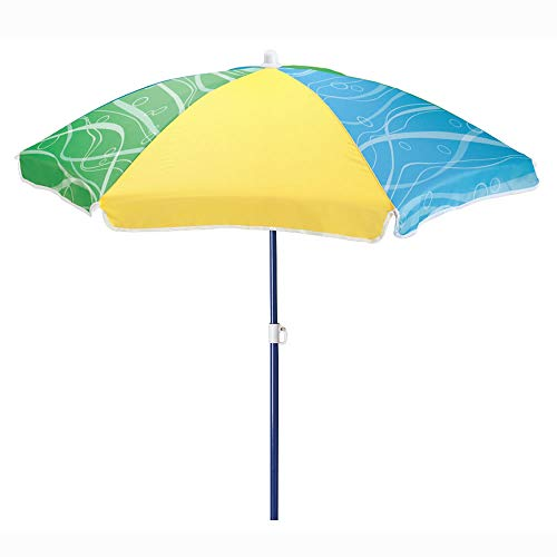 Step2 42 Inch Seaside Umbrella for Sand and Water Table - Kids...