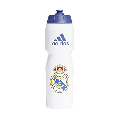 adidas Real Bottle Botella, Adultos Unisex, Blanco/AZUVIC (Multicolor), Talla Única