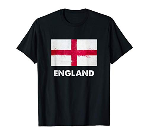 England Flagge Trikot | Englisch T-Shirt