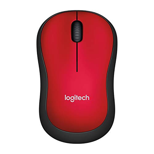 Logitech® Wireless Mouse M235 - Rood