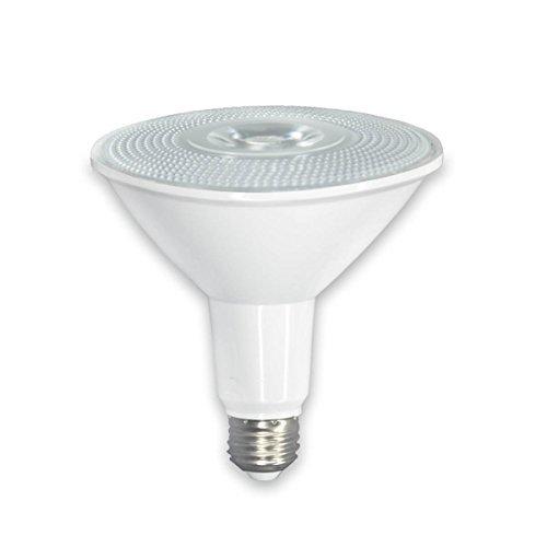 PAR38 LED Flood Light Bulb, IP65 Indoor and Outdoor Use,20W LED Flood Light Bulb (150W Equivalent), 1800lm, 4000K Pure White, 40 Degree Beam Angle, Medium Base(E26), Spotlight