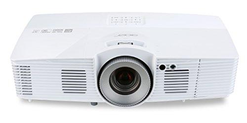 Acer V7500 DLP Projektor (Full HD 1920 x 1080 Pixel, 2.500 ANSI Lumen, Kontrast 20.000:1, 3D)