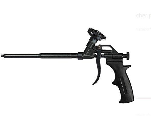 Fischer 513429 - Bomba de pistola metálica 4, negro