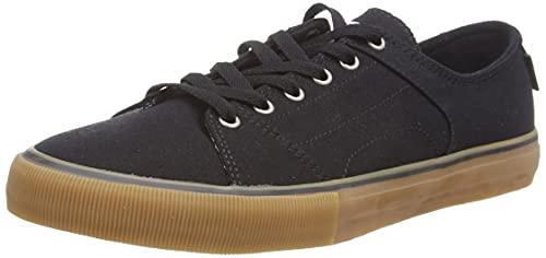 Etnies Herren RLS X Sheep Skate-Schuh, Black Gum, 43 EU