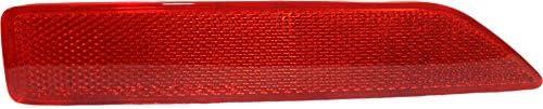Garage-Pro Rear Bumper Popular Max 43% OFF Reflector for 2007-2009 RDX HONDA CR-V 20