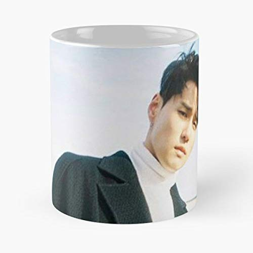Dean Trbl Kwon Hyuk Korean R B Kpop Gift Coffee/tea Ceramic Mug Father Day