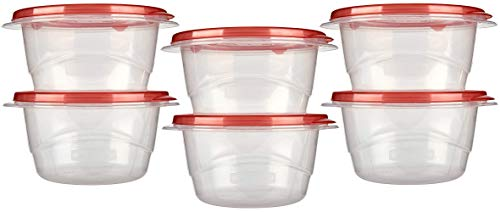 Rubbermaid TakeAlongs Small Bowl Food Storage Containers