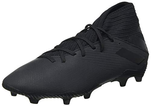 Adidas Nemeziz 19.3 FG, Botas de fútbol Hombre, Multicolor (Negbás/Negbás/Neguti 000), 48 EU
