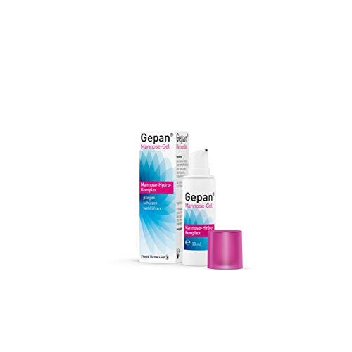 Gepan Mannose-Gel: Intimpflege mit Schutzfaktor / Unterstützt die Haut im äußeren Intimbereich beim Schutz vor Infektionen, z.B. einer Blasenentzündung