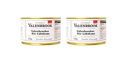 Rittergut Valenbrook Labskaus vom Angus Rind, 2x 400g Feinkost Highlight von LAUX