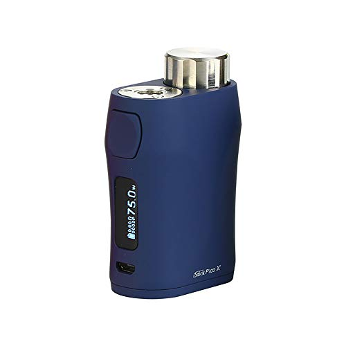 Original Eleaf iStick Pico X 75W Max Output TC Box MOD mit 0,69-Zoll-Bildschirm und Wattage Recommending System ohne Batterie-Vape