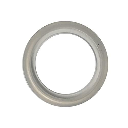 50mm Silicone Steam Ring - Durable, No BPA Grouphead Gasket Replacement Part - Compatible with Breville Espresso Machine BES250XL, BES830XL, BES830XL, ESP6SXL, 800ESXL, ESP8XL
