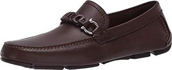Salvatore Ferragamo Men's Stuart Driving Shoes