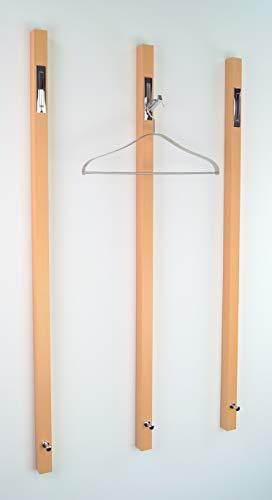 freeroom24 Garderobenpaneel Line/Buche