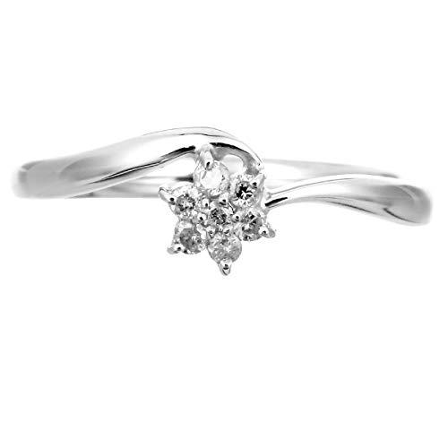 [ココカル]cococaru プラチナ リング ダイヤ リング ダイヤモンド リング 指輪 レディース pt900 ギフト 贈り物 記念日 プレゼント 日本製 (14)