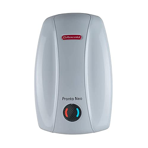 Racold Pronto Neo 1 Litres 3Kw Vertical Water Heater, White