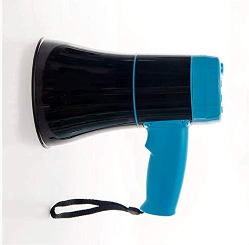 Altavoz de mano de grito del megáfono del megáfono al aire libre...