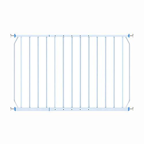 Türschutzgitter Extrabreite Babyfenster-Balkonschutze, Geländer-Kindersicherheits-Schutznetz-Metallhochhaus, Höhe 77cm (größe : 100-165cm)