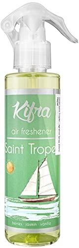 KIFRA Saint Tropez Konzentrierter Raumduft Lufterfrischer Spray 200ml
