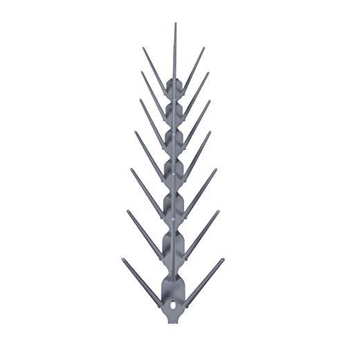 Bird-Tech 4,95 metros (15 x 33 cm) de pinchos antipalomas – Policarbonato...